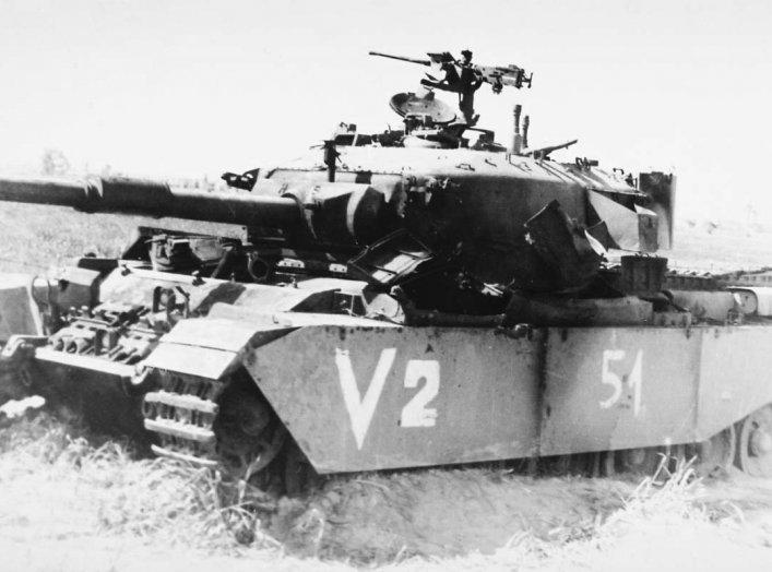 British Centurion