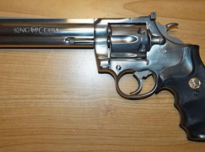 Revolver Colt King Cobra .357 Magnum