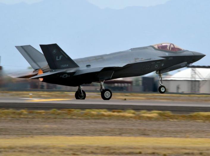(U.S. Air Force photo by Senior Airman Devante Williams)
