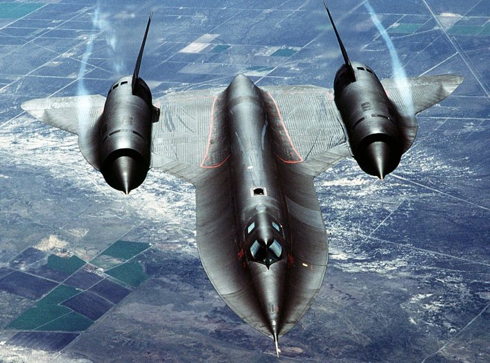 By U.S. Air Force photo by Tech. Sgt. Michael Haggerty - http://www.af.mil/photos/media_search.asp?q=SR-71, Public Domain, https://commons.wikimedia.org/w/index.php?curid=783177