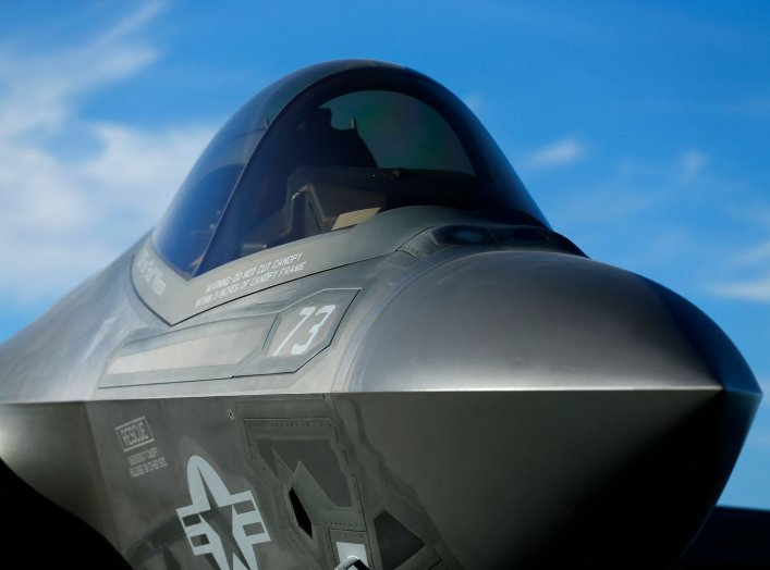 "They call the F-35 a ""flying computer"" armed with artificial intelligence-like sensor fusion, 360-degree cameras, advanced data links, an extensive database of threat information and a complex computerized logistics systems. So what happens if the stealth"