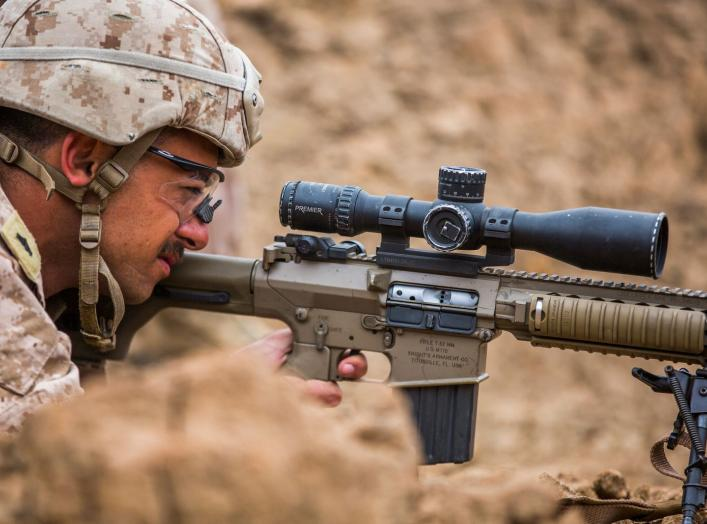 (U.S. Marine Corps photo by Sgt. Aaron S. Patterson/Released)