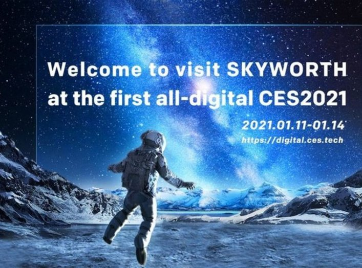 At Ces, Skyworth Debuts New Tvs for the U.S. Market, Including an Oled Model