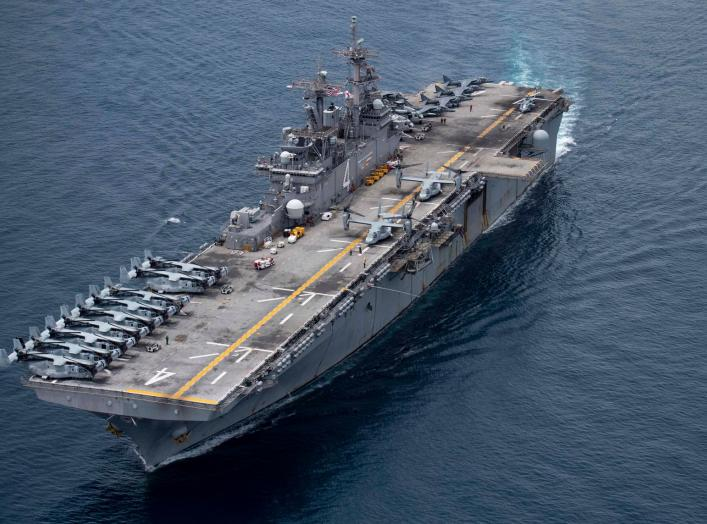 (U.S. Navy photo by Mass Communication Specialist 3rd Class Alexander C. Kubitza)