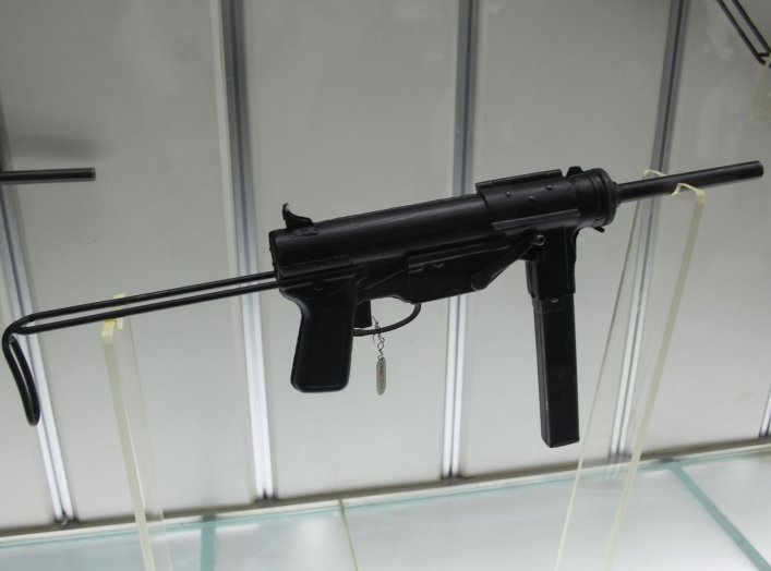 By Gary Todd from Xinzheng, China - Submachine Gun, CC0, https://commons.wikimedia.org/w/index.php?curid=81449706