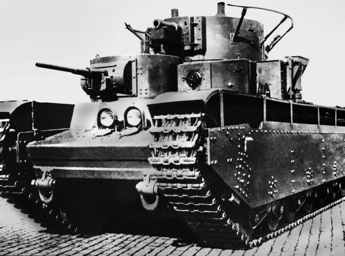 By Unknown author - http://www.morozov.com.ua/eng/body/tanks/t-35.php?menu=history5.php, Public Domain, https://commons.wikimedia.org/w/index.php?curid=9817830