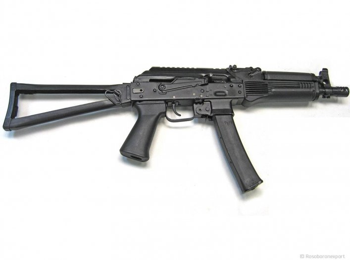 By Rosoboronexport - http://roe.ru/eng/catalog/special-weapons-and-ammunitions/submachine-guns/vityaz-sn/, CC0, https://commons.wikimedia.org/w/index.php?curid=95619357