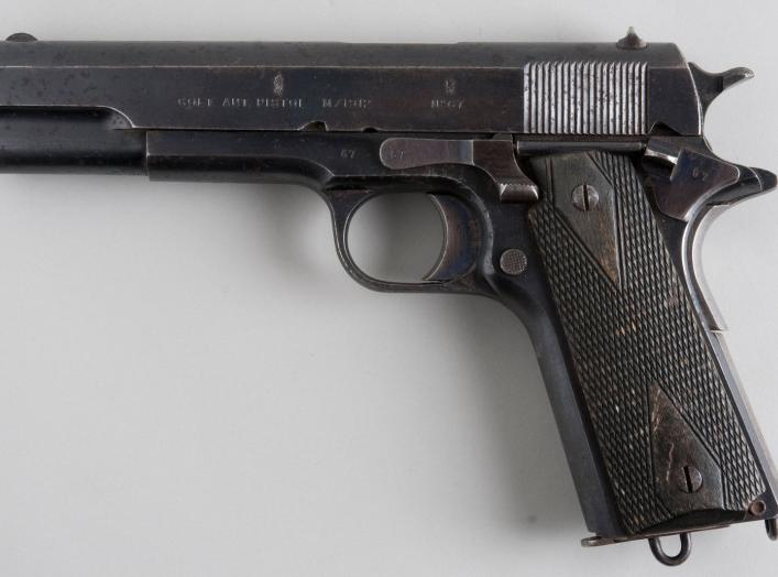 By Askild Antonsen - Colt 1912, CC BY 2.0, https://commons.wikimedia.org/w/index.php?curid=56166223
