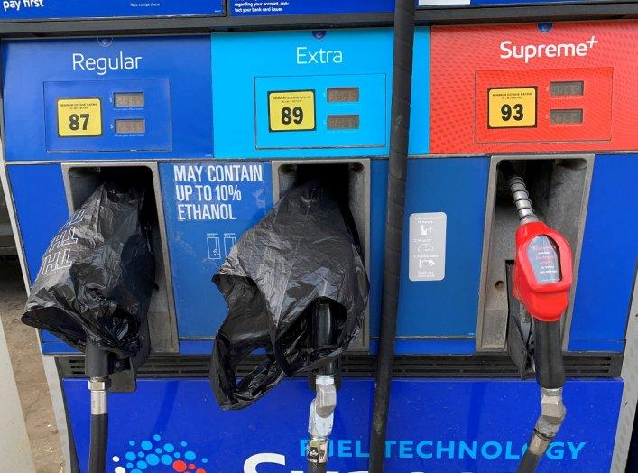 Gas Prices Rising