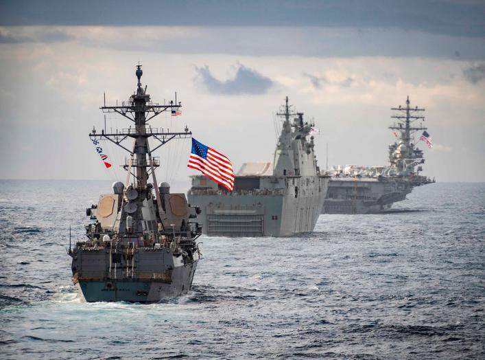 (U.S. Navy photo by Mass Communication Specialist 2nd Class Markus Castaneda/Released)190711-N-WI365-1052
