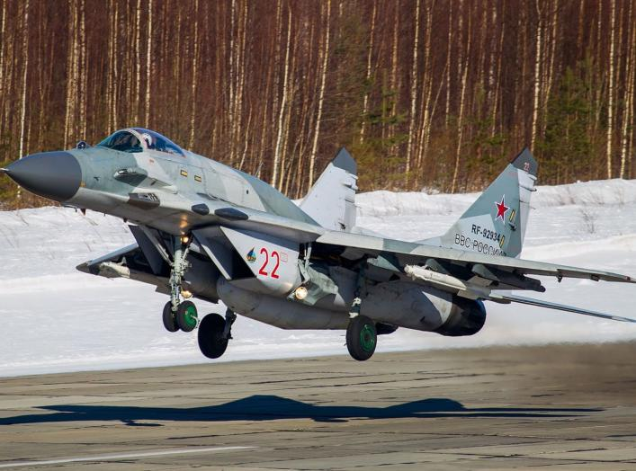 By Alex Beltyukov - RuSpotters Team - Gallery page http://www.airliners.net/photo/Russia---Air/Mikoyan-Gurevich-MiG-29SMT-%289-19%29/2269907/LPhoto http://cdn-www.airliners.net/aviation-photos/photos/7/0/9/2269907.jpg, CC BY-SA 3.0, https://commons.wikime