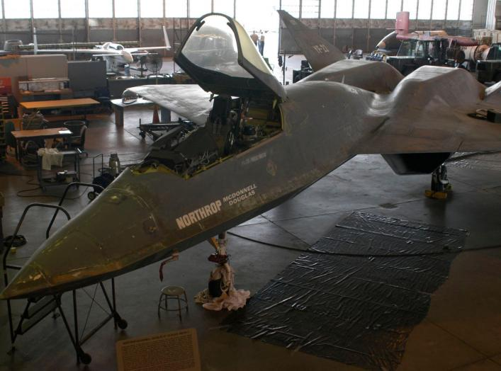 By National Museum of the United States Air Force - http://www.nationalmuseum.af.mil/factsheets/factsheet.asp?id=7152, Public Domain, https://commons.wikimedia.org/w/index.php?curid=12789409