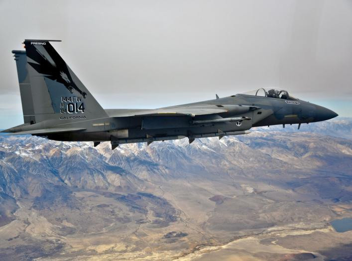 By Master Sgt. Roy Santana, US Air Force - http://www.dvidshub.net/image/1053188/f-16-farewell#.UsX02PRDt8E, Public Domain, https://commons.wikimedia.org/w/index.php?curid=30448548