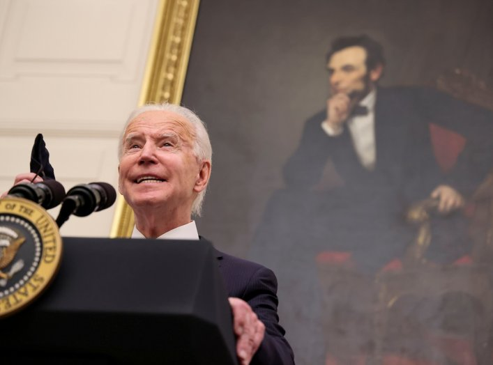Joe Biden and Honest Abe