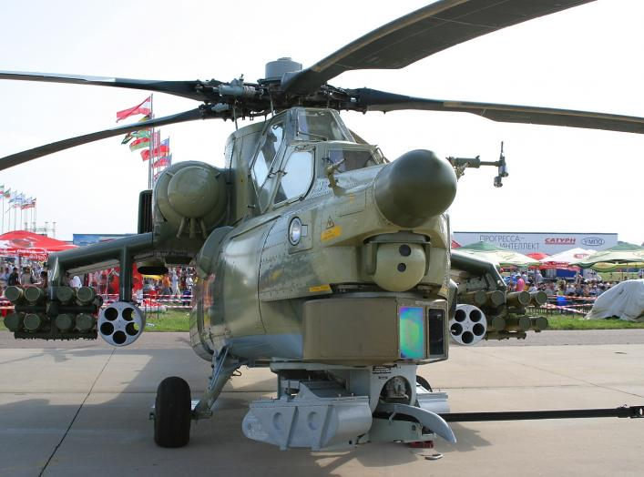 By Oleg V. Belyakov - AirTeamImages - Gallery page http://www.airliners.net/photo/Russia---Air/Mil-Mi-28NE/1269071/LPhoto http://cdn-www.airliners.net/aviation-photos/photos/1/7/0/1269071.jpg, CC BY-SA 3.0, https://commons.wikimedia.org/w/index.php?curid=