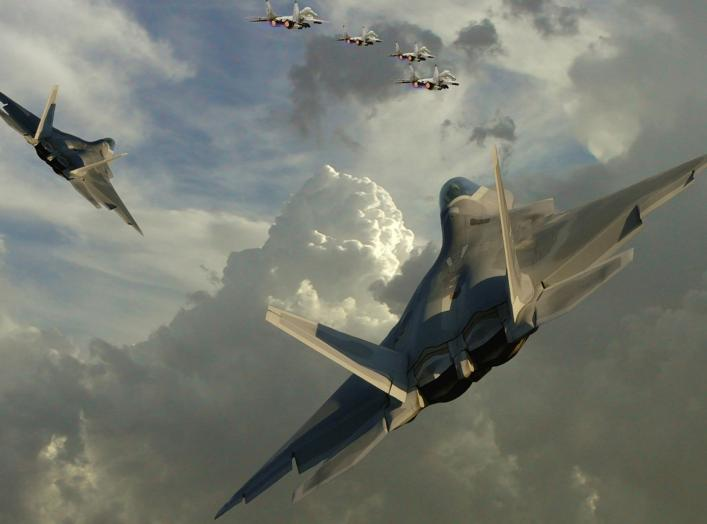 Congress had mandated that the Advanced Tactical Fighter program—which resulted in the F-22—be a joint effort between the Air Force and the Navy.