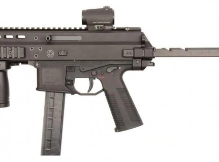 The APC9K sub compact weapon (Brugger & Thomet)