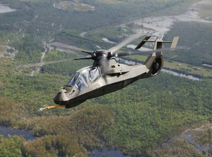 RAH-66 Comanche prototype. 3 January 1997. U.S. Army