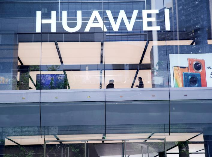 Huawei's first global flagship store is pictured in Shenzhen, Guangdong province, China October 30, 2019. REUTERS/Aly Song