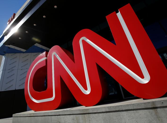 The CNN Headquarters is pictured in Atlanta, Georgia, U.S., October 29, 2018. REUTERS/Chris Aluka Berry