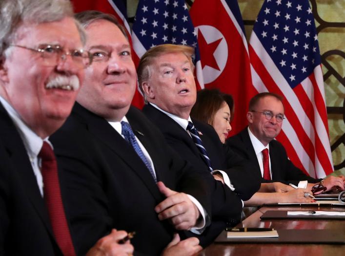 February 28, 2019. REUTERS/Leah Millis