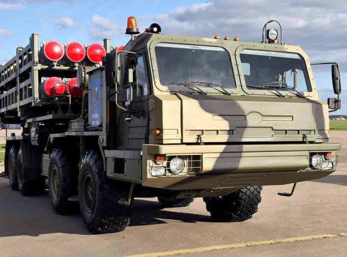 S-350E Vityaz. Wikimedia/Vitaly Kuzmin. Creative CommonsAttribution-Share Alike 4.0 Internationallicense.
