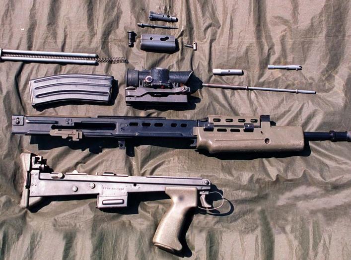 https://en.wikipedia.org/wiki/SA80#/media/File:SA-80_rifle_stripped_1996.jpg
