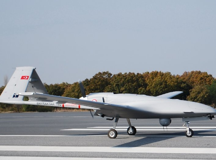 Turkey Drone