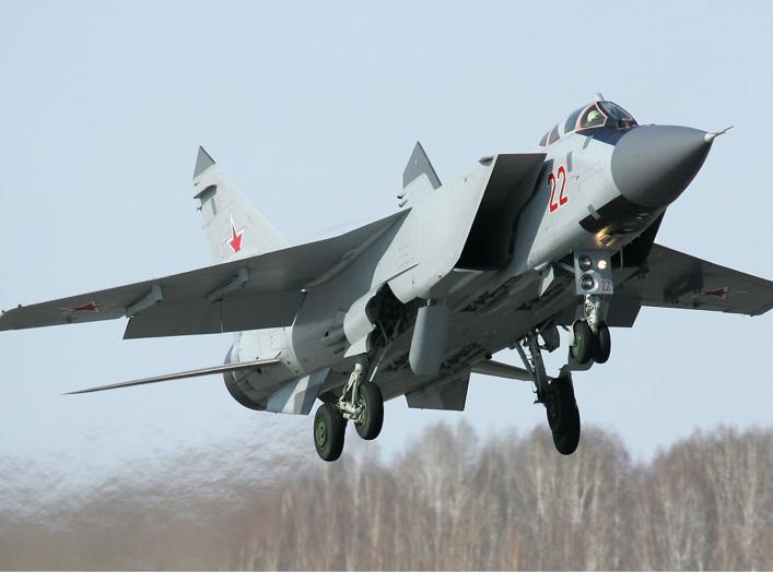 By Dmitriy Pichugin - http://www.airliners.net/photo/Russia---Air/Mikoyan-Gurevich-MiG-31BM/2126525/L/, GFDL 1.2, https://commons.wikimedia.org/w/index.php?curid=20639305