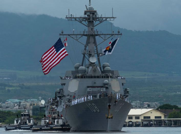 https://www.dvidshub.net/image/4730452/aloha-wayne-e-meyer-arrives-her-new-home-pearl-harbor