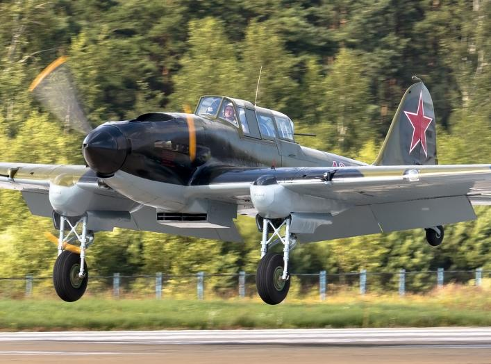 By Dmitry Terekhov from Odintsovo, Russian Federation - IL-2, CC BY-SA 2.0, https://commons.wikimedia.org/w/index.php?curid=61601972