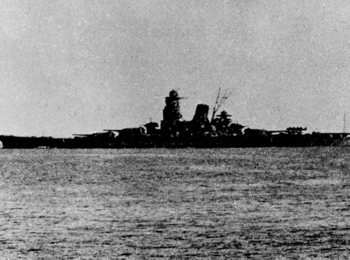 By Tobei Shiraishi - Japanese_battleship_Musashi.jpg, Public Domain, https://commons.wikimedia.org/w/index.php?curid=11080714