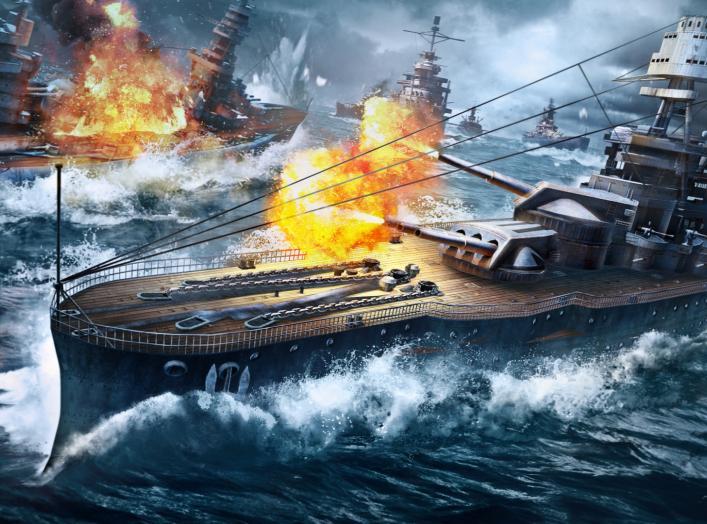 Battleship by Artem Konstantinov : ImaginaryWarships