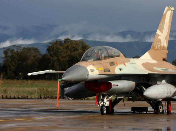 The Israel Air Force and the Italian Air Force conclude an extensive, two-week exercise in Sardinia.