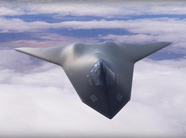 Screenshot. U.S. Air Force