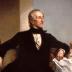 Official White House portrait of John Tyler (1790-1862)