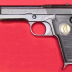 Standard Tariq 9x19mm Pistol with blued finish. 28 December 2009. Bob Adams NM/Wikimedia Commons