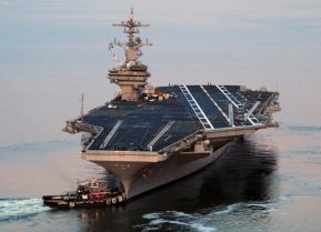 The Aircraft Carrier Isn't Obsolete Just Yet