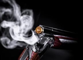 https://www.pexels.com/photo/photo-of-smoking-shotgun-1260563/