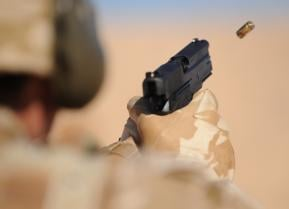 Check Out the Sig Sauer P226: The Navy SEALs Gun Being Replaced by