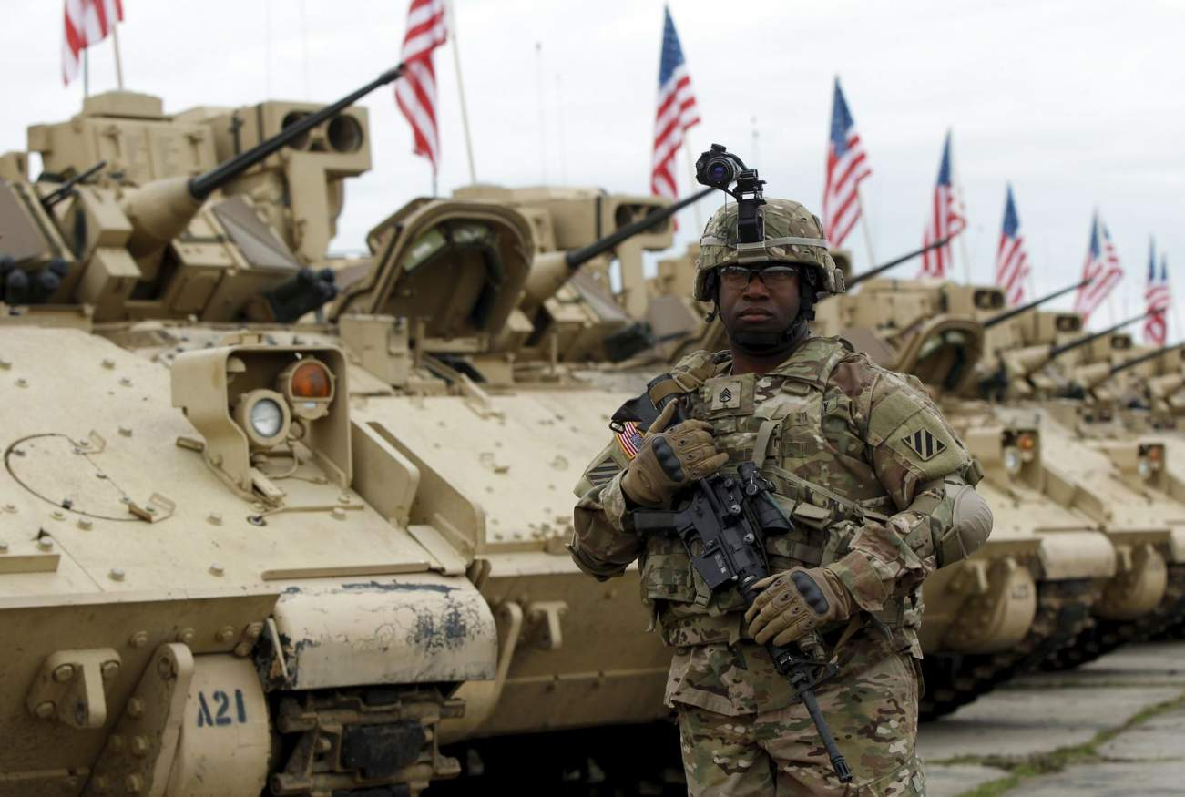 Get the Missiles: The Army's Bradley Fighting Vehicle Is Getting a Big Upgrade