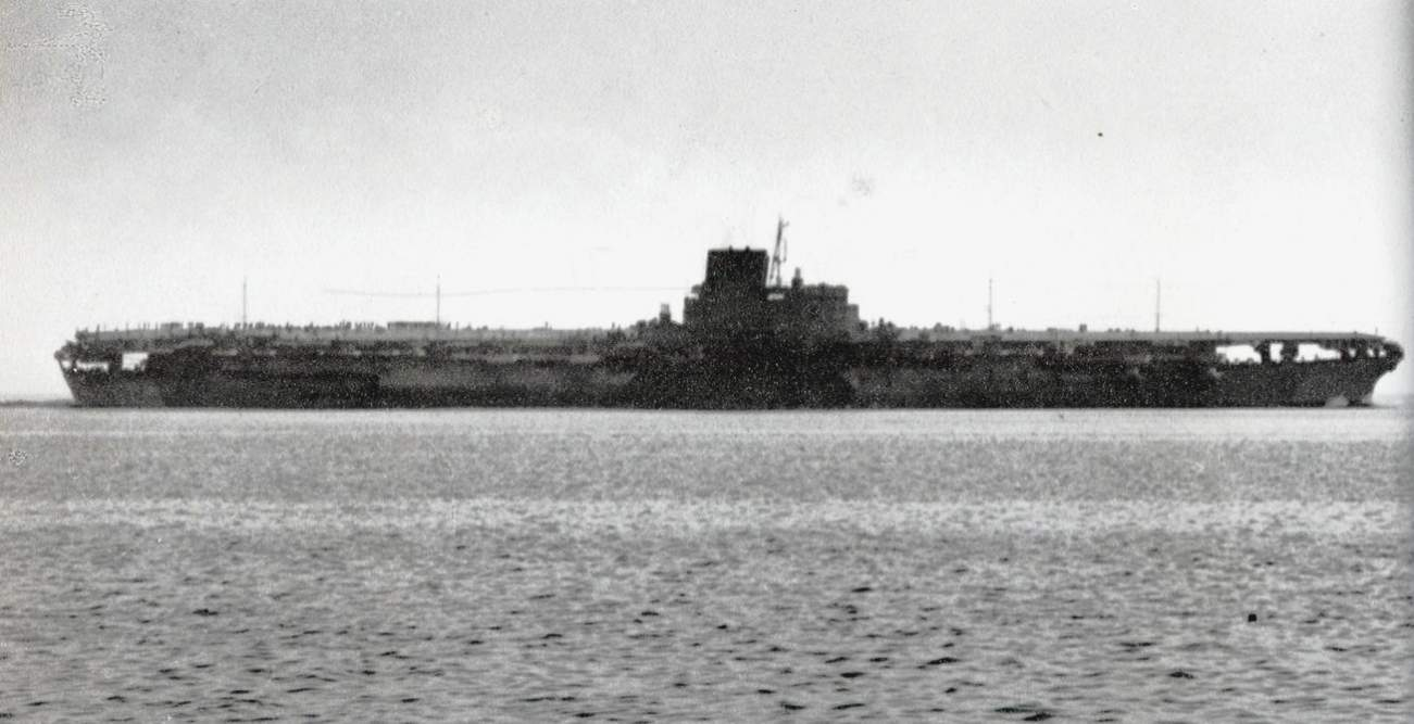 Why Imperial Japan's Battleship-Turned Aircraft Carriers Was a Terrible Idea