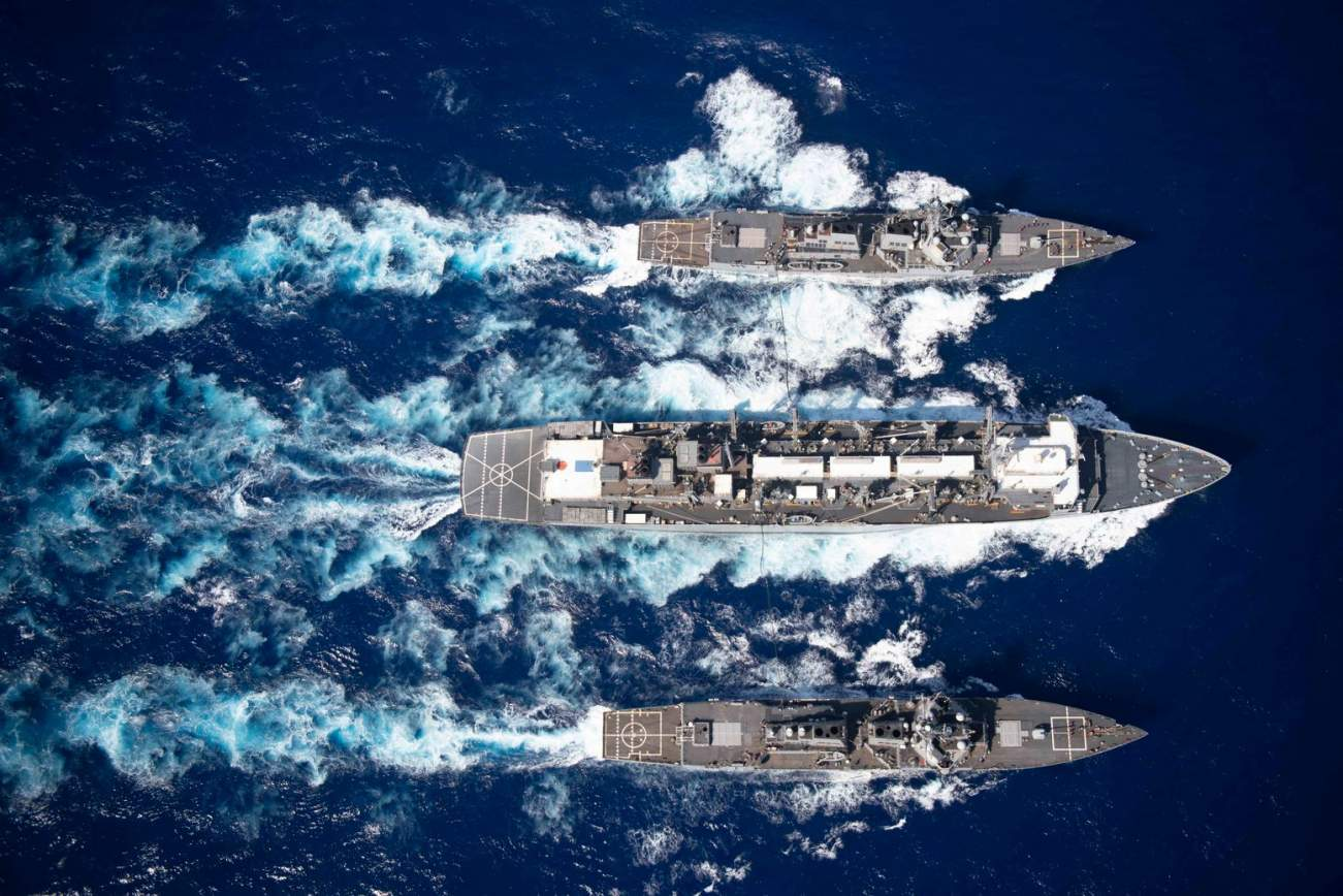Yes, the U.S. Navy Does Plan to Have a Massive 355 Ship Fleet