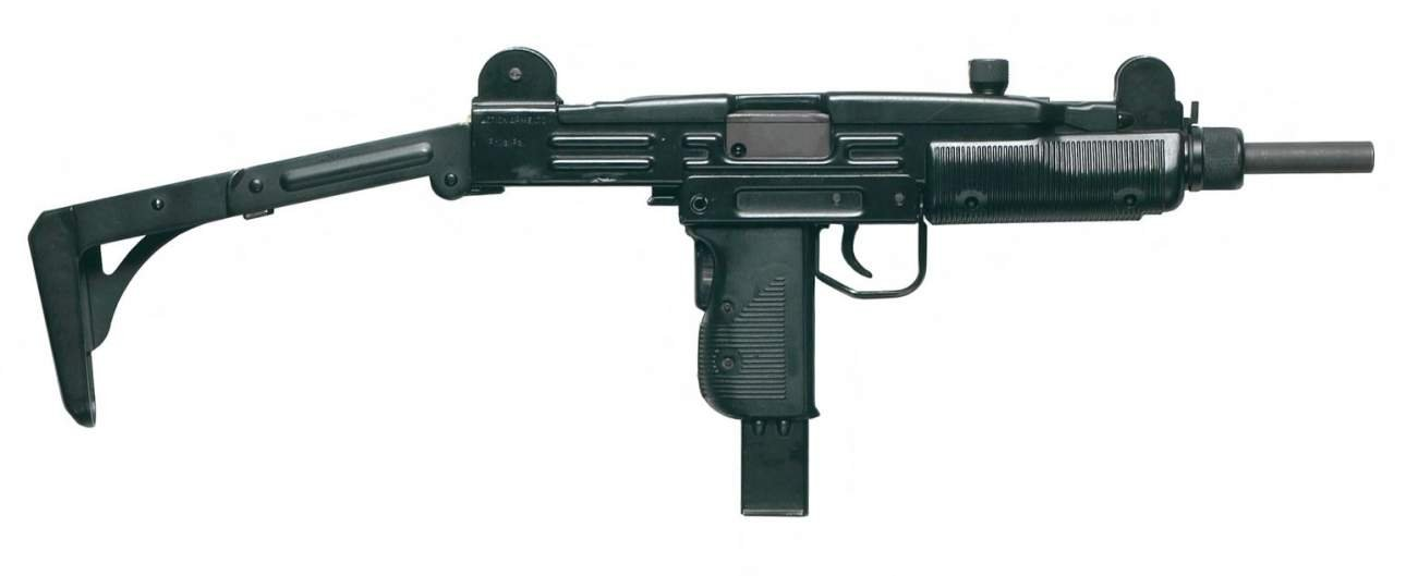 Uzi Is Just One of Israel's Finest Guns (Here Are the Others)