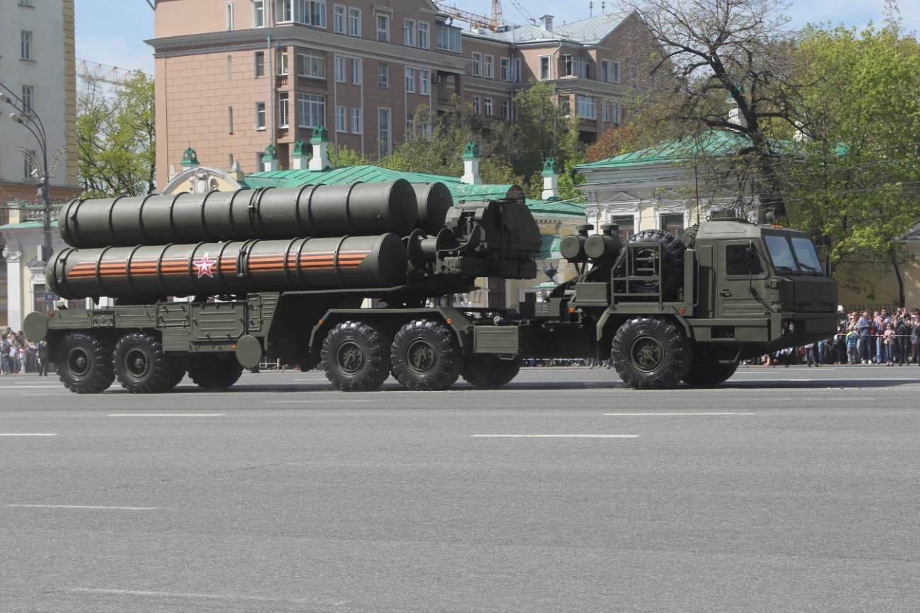 Deadly Or Overhyped? How Capable Are Russia's S-400 Missile Defenses?