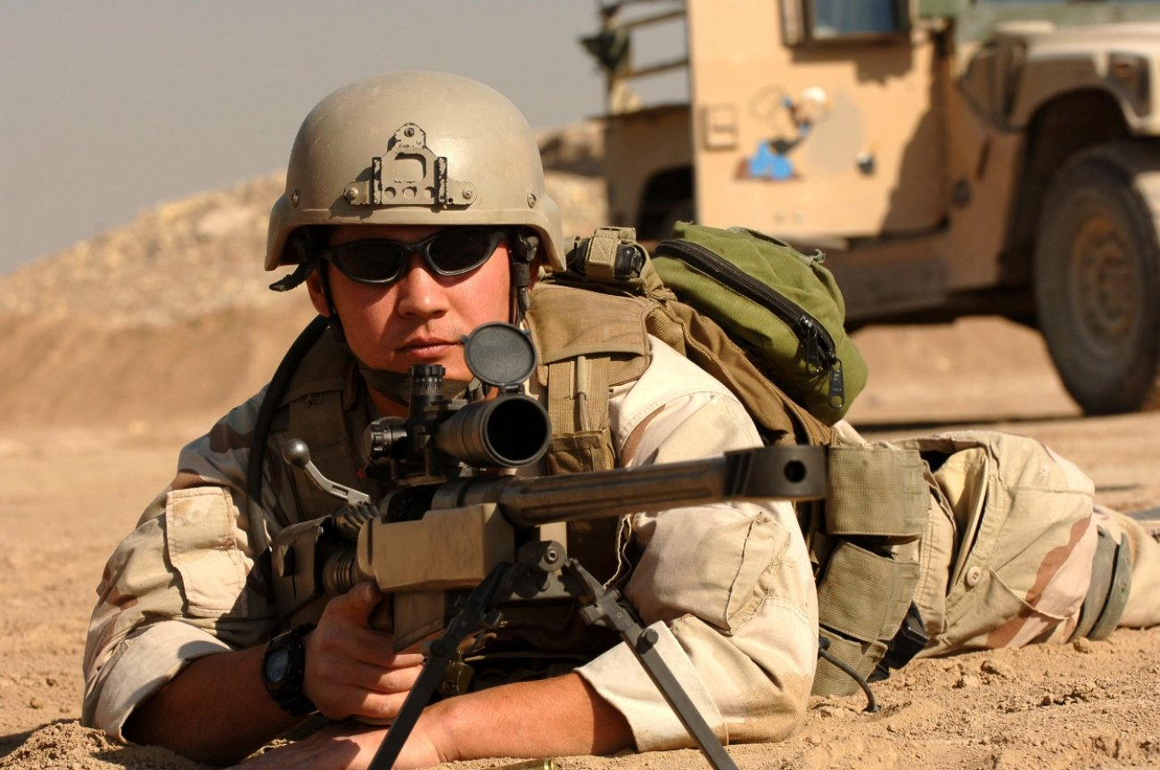 Tac-50: This Sniper Rifle Can Kill You From Over 2 Miles Away