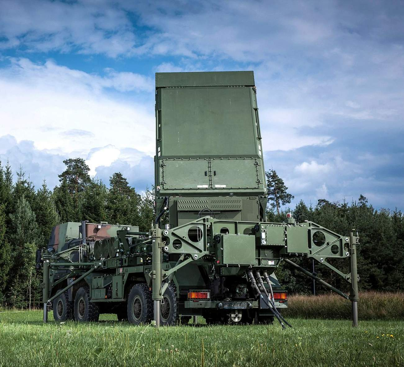 This Is Germany's Plan to Defend Against Russia's Deadly Missiles