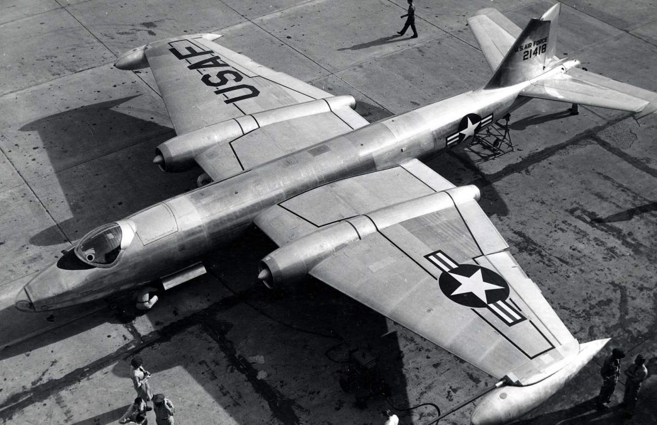 The B-57: This Was America's First Jet-Powered Bomber