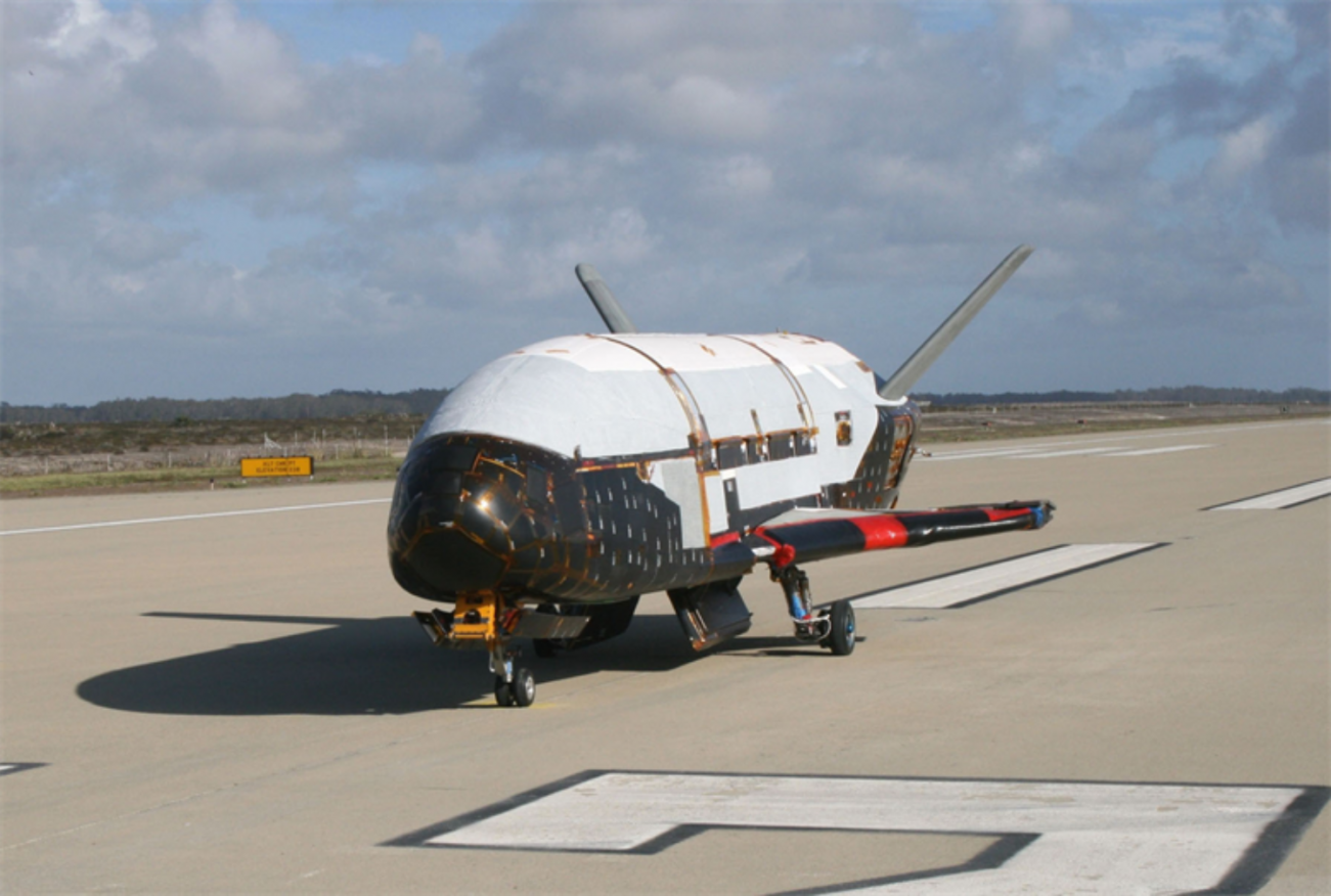 Could The Air Force's X-37B 'Orbital Drone' Be The First Of America's Space Weapons?