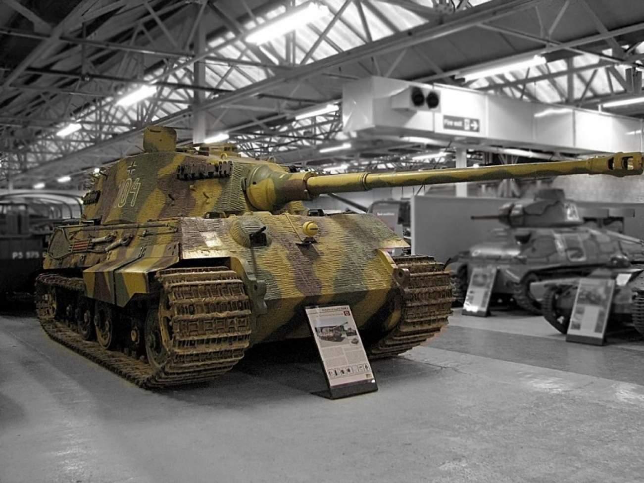 Nazi Germany's King Tiger Tank : Super Weapon or Super Myth